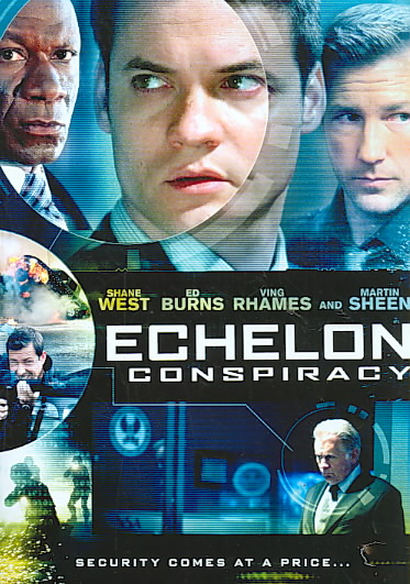 ECHELON CONSPIRACY BY WEST,SHANE (DVD)
